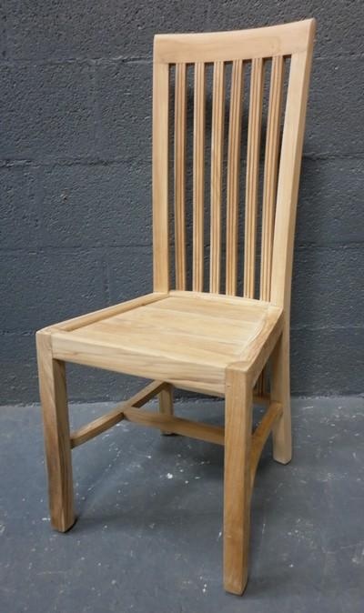 chaises la maison du teck meuble et d co en teck. Black Bedroom Furniture Sets. Home Design Ideas