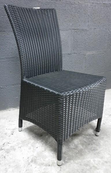 CHAISES TECK RESINE|Chaise de jardin en Teck - chaise pour salon de ...