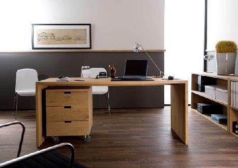 Bureau En Teck : Bureaux la maison du teck meuble et déco en teck