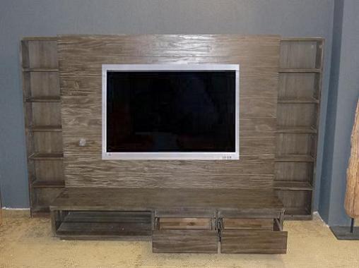 Meubles tv hifi la maison du teck meuble et d co en teck for Meuble tv et hifi