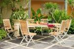 Salon jardin indiana